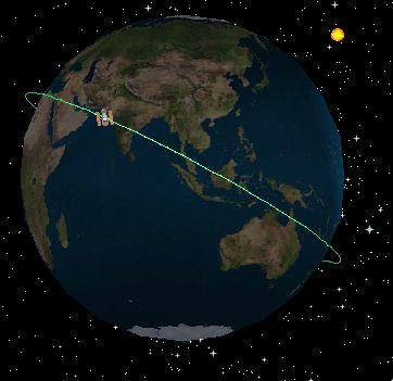low earth orbit freefall - photo #6